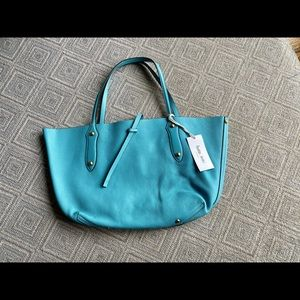 Annabel Ingall leather tote bag NWT